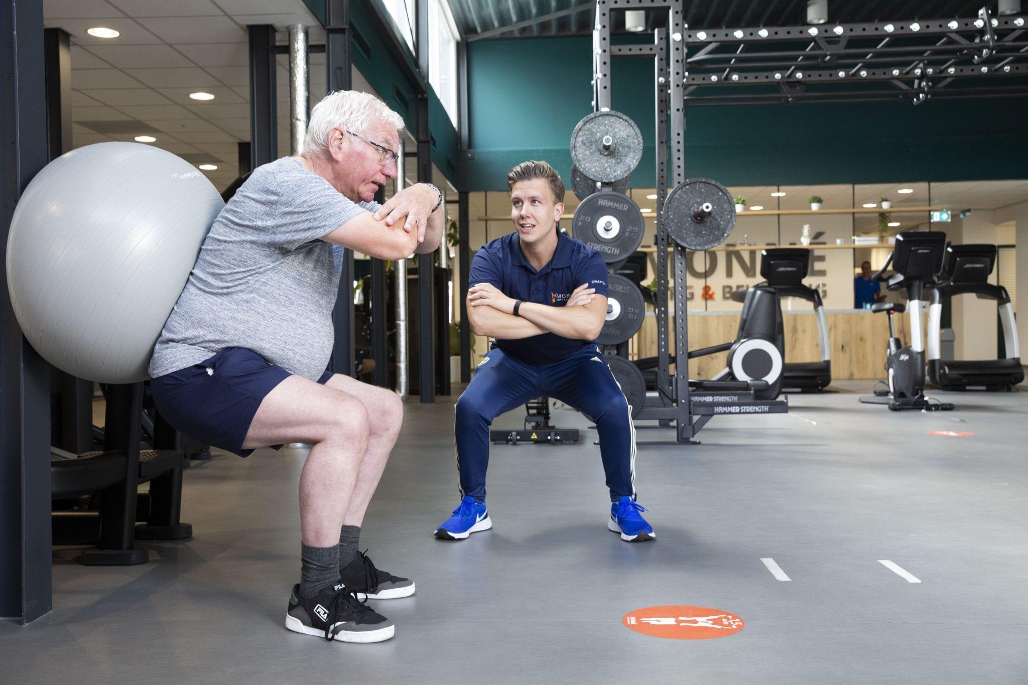 Personal Training faciliteiten | Monné Fitness Breda