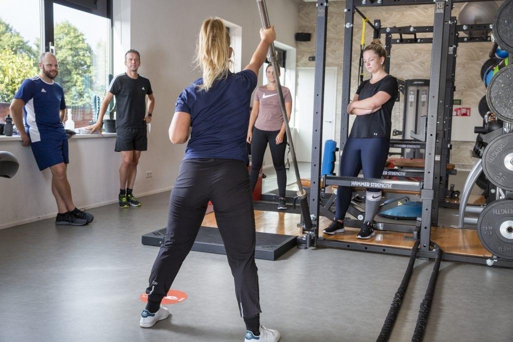 Groepslessen | Monné Fitness Breda