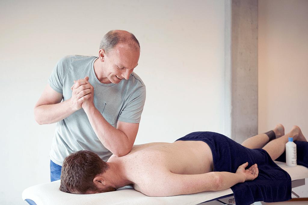 Massages | Monné Fitness Breda