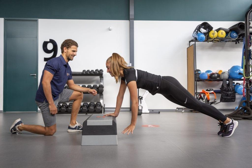 Personal Training | Monné Fitness Breda