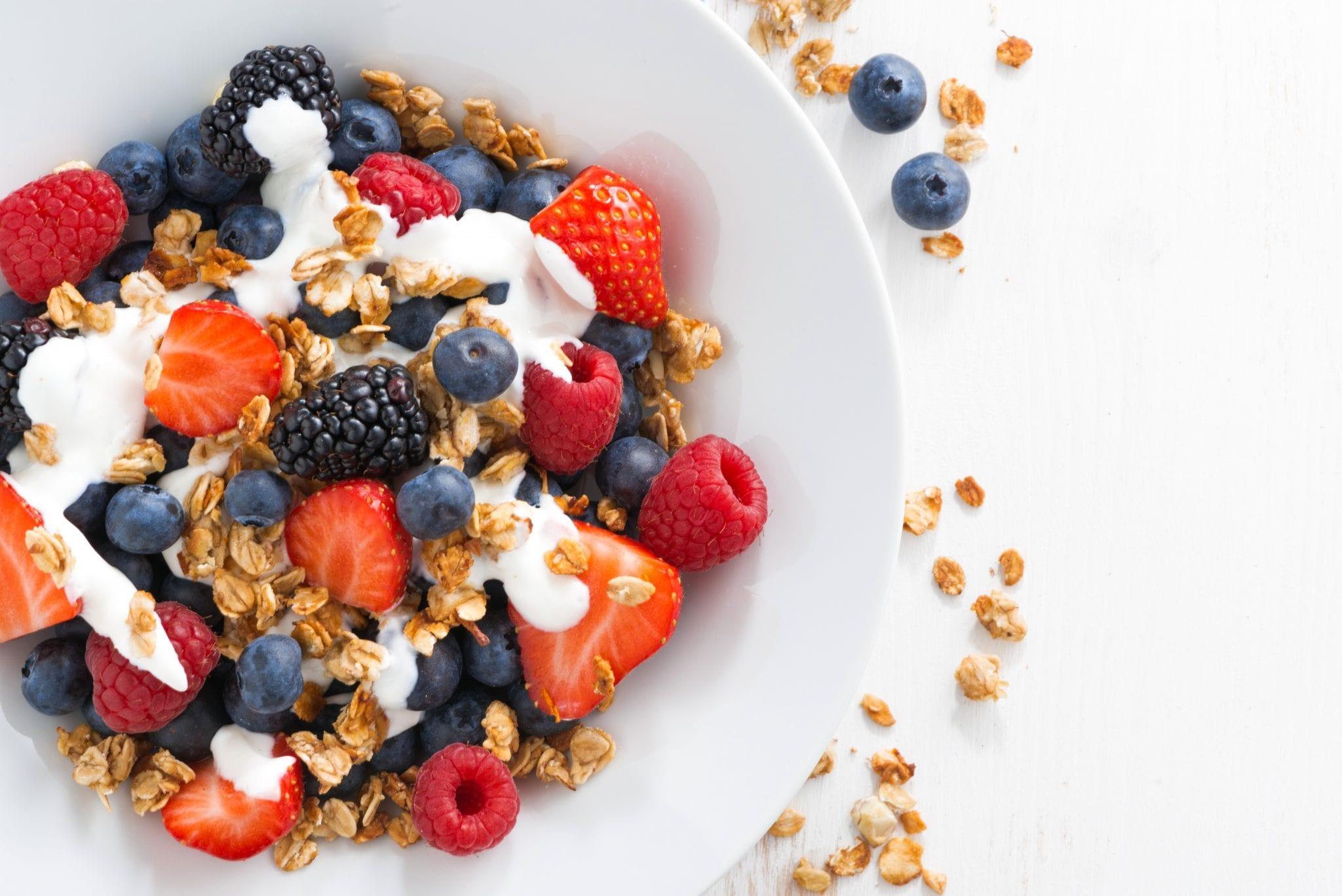 BenFit - gezonde leefstijl - yoghurt | Monné Fitness Breda